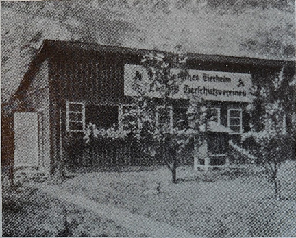 Erstes Tierheim Linz