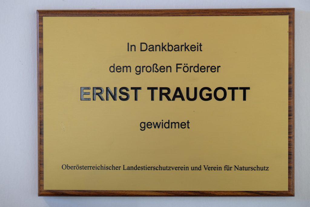 Gedenktafel Ernst Traugott