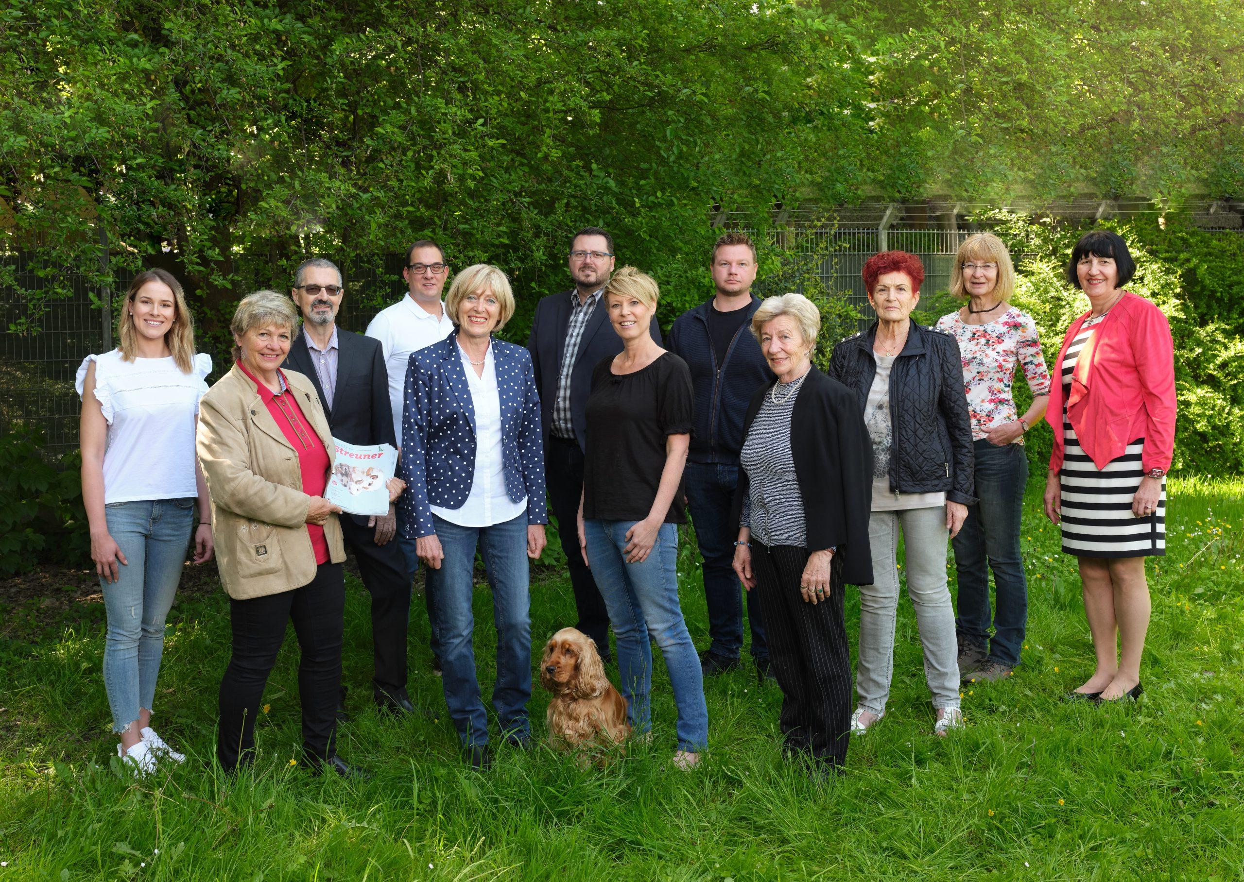 Vorstand OÖ Landestierschutzverein
